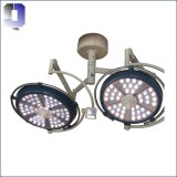 JQ-LED700 / 700 Temperatura de color ajustable Lámpara de operación Shadowless LED para...