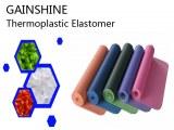 Wearable Thermoplastic Elastomer for Yoga Mat