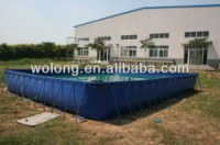Hot inflatable swimming pool,inflatable pool,frame pool
