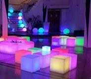 Luz inteligente, bombilla, bombilla RGB, productos inteligentes, LED de color,
