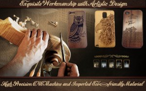 Wood Phone Case Supplier from China