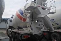 Zoomlion Concrete Mixer Truck-S.N.H180213