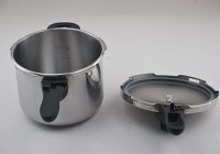 ASJ Model Pressure Cooker