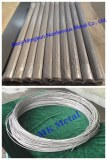 Grade 1, 2, 5, 6, 7, 9, 12, 23 Coiled titanium and titanium alloy wires