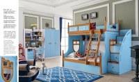 Jóvenes colorido de madera de roble de MDF Muebles Litera Cama Cama