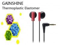 Wearable Thermoplastic Elastomer for Earphone