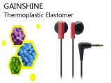 Wearable Thermoplastic Elastomer for Earphone