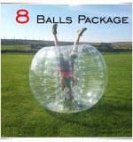 BUMPER BALL BUBBLE GAMES 8 BUMPER BALL