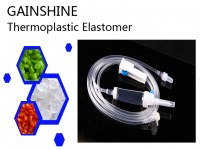 Medical grade Thermoplastic Elastomer for lightproof infusion tube