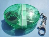 Multi-función Juego de herramientas Kit, la luz LED, cinta meausre llavero