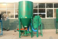 9HT vertical type feed mixer and grinder in one