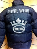 DESTOCKAGE DE DOUDOUNE HOMME ROYAL WEAR