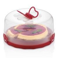 Herzberg Dôme de gâteau au caramel Rouge