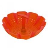 Peterof PH-12837; Panier de cuisson à vapeur Orange