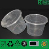 Clear Take Away Plastic Food Container 2500ml
