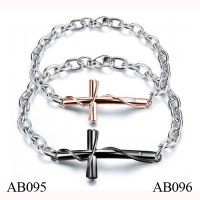 AB095 New Products 2016 316l Stainless Steel Bangle