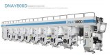 Bopp Opp Film Pvc PE Film Rotogravure Printing Machine