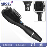 Hair Salon Equipment Portable Electric Vibrating Detangler Hair Brush