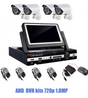 AHD Security system 720P