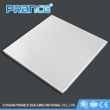 Hospital lobby exterior clip in ceiling material