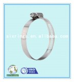 American Type High Quality Stainless Steel Hose Clamps For Automotive Industry