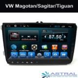 2 din coche reproductor de Android Reproductor multimedia VW Magotan / Sagitar / Tiguan