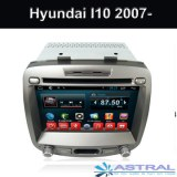 Venta al por mayor Hyundai I10 2 Din Car DVD Reproductor multimedia Quad Core Android...