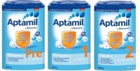 Aptamil fórmula para bebés leche en polvo instantánea