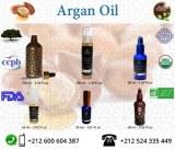 Orgánica, aceite de argán puro 30 ml / 1 onza líquida con cuentagotas en el servicio privado de...