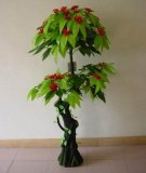 Artificial tree,artificial plants,christmas tree,christmas supplies,home decoration,holiday supplies