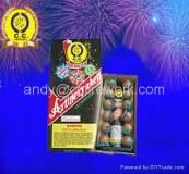 Artillery Shell fuegos artificiales Doble Triple 1,5 1,75 2 pulgadas para Suministros...
