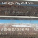 ASTM A335 P92 tuberías de la caldera de alta presión