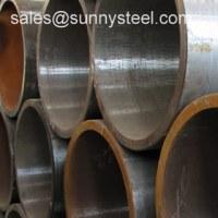 Tubos de acero sin costura en pequeños calibres de alta (baja y media) calderas de presión y petr...
