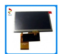 4.3inch High Brightness TFT LCD Screen