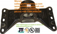 Forging Tractor Trailer Parts for Agriculture Machinery
