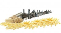 CREEZ UNE UNITE DE PRODUCTION DE FRITES SURGELEES AUTOMATIQUE A FORT VOLUME !