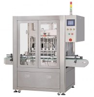 Automatic Gear Pump Liquid Filling Machine FP-465