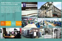 Jaystar packaging factory, specializing in all kinds of packaging design and manufacturing, is to...
