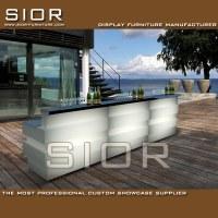 Outdoor bar counter / buffet high tableModular Bar Counter
