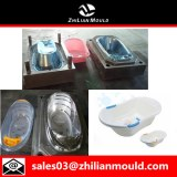 Plástico bañera bebé inyección de moldes con alta calidad.