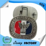 Customized boy scouts of america BSA soft enamel belt buckle metal crafts products