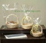 Cellophane basket bags