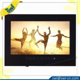 10.1 inch Waterproof Black LCD TV for Humid Environment