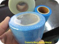 Vender fibra de vidrio auto-adhesivo de la cinta