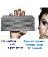 JAMBOX sin hilos Bluetooth altavoz