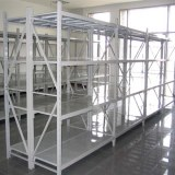 Light duty longspan shelving