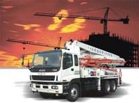 Hongda 37m concrete pump truck