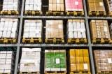 Palettes box linge de table