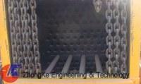 Trituradora de martillos con caja cuadrada