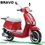 BRAVO Scooter JNEN Diseño de patentes de motor 2016 Model Gasoline Scooter 50CC / 125CC...